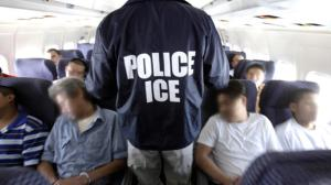 police and ice
